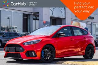 Used 2018 Ford Focus RS|Sony_Sound|Recaro_seats|Brembo_brakes|Navigation| for sale in Thornhill, ON