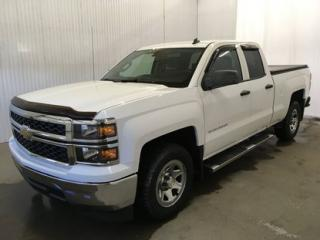 Used 2014 Chevrolet Silverado 1500 V8 5.3 Double Cab for sale in Shawinigan, QC
