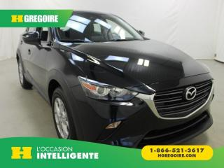 Used 2019 Mazda CX-3 GS AWD A/C GR for sale in St-Léonard, QC