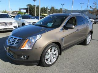 Used 2014 Cadillac SRX AWD V6 Premium 1SE LEATHER   NAVIGATION   REAR CAMERA   BLUETOOTH for sale in Vancouver, BC
