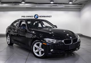 Used 2015 BMW 320i xDrive Sedan (3C37) -1OWNER|NO ACCIDENTS| for sale in Newmarket, ON