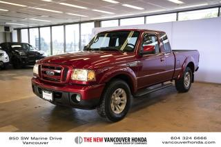 Used 2011 Ford Ranger Sport Supercab 4WD for sale in Vancouver, BC