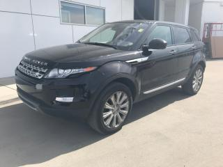 Used 2015 Land Rover Evoque Prestige for sale in Calgary, AB