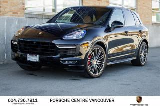 Used 2017 Porsche Cayenne GTS w/ Tip | PORSCHE CERTIFIED for sale in Vancouver, BC