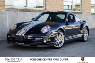 Used 2011 Porsche 911 Turbo S Coupe PDK | PORSCHE CERTIFIED for sale in Vancouver, BC