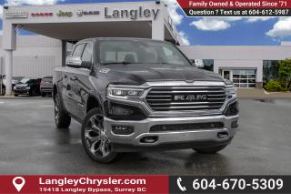 Used 2019 RAM 1500 Laramie Longhorn *LONG HORN* *ADVANCED SAFETY GROUP* for sale in Surrey, BC