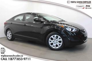 Used 2016 Hyundai Elantra Sedan GL - at *AUTOMATIC* - A/C for sale in Regina, SK