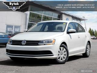 Used 2015 Volkswagen Jetta Trendline plus 2.0 6sp w/Tip for sale in Ottawa, ON