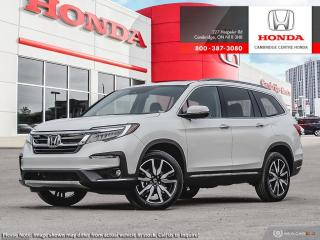 Used 2019 Honda Pilot Touring Touring for sale in Cambridge, ON
