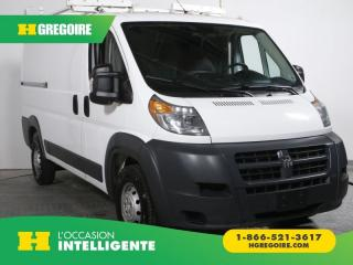 Used 2016 RAM ProMaster 1500 LOW ROOF 136 for sale in St-Léonard, QC