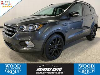 Used 2018 Ford Escape Titanium LONG WEEKEND CRAZY DEAL for sale in Calgary, AB