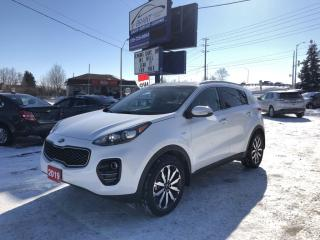 Used 2019 Kia Sportage EX AWD with heated seats and steering wheel! for sale in Brantford, ON