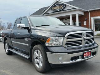 Used 2015 RAM 1500 BIG HORN 4X4 for sale in Paris, ON