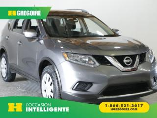 Used 2015 Nissan Rogue S AC GR ELEC for sale in St-Léonard, QC