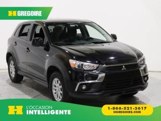 Used 2017 Mitsubishi RVR SE AWD A/C MAGS CAM for sale in St-Léonard, QC