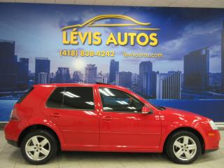 Used 2010 Volkswagen City Golf Sièges Ch. T.ouvrant for sale in Lévis, QC