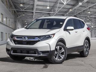 New 2018 Honda CR-V LX for sale in Vancouver, BC