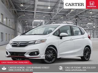 New 2018 Honda Fit Sport for sale in Vancouver, BC