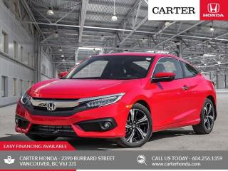 New 2018 Honda Civic Touring for sale in Vancouver, BC