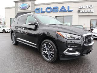 Used 2017 Infiniti QX60 AWD LEATHER NAV. TV/DVD 360 CAMERA. for sale in Ottawa, ON