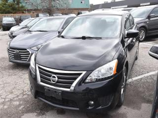 Used 2015 Nissan Sentra 1.8 SV NAVI/SUNROOF/REAR CAMERA for sale in Concord, ON