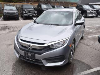 Used 2017 Honda Civic LX REAR CAMERA for sale in Concord, ON
