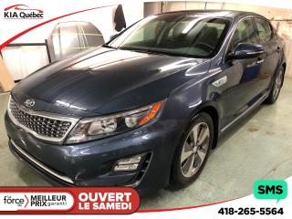 Used 2014 Kia Optima Ex Premium Hybride for sale in Québec, QC