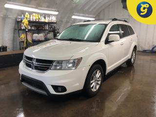 Used 2015 Dodge Journey SXT * 7 Passenger * 3.6L Penastar * Push button ignition * Keyless/Passive entry * Cloth interior * Dual Climate control/rear controls * Heated mirror for sale in Cambridge, ON