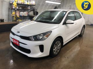 Used 2018 Kia Rio5 SPORT mode * Reverse camera * Touchscreen * Heated front seats/Steering wheel * Hands free steering wheel controls * Phone connect * Voice recognition for sale in Cambridge, ON