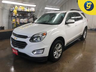 Used 2017 Chevrolet Equinox LT * AWD * Chevrolet mylink touchscreen * Blindspot assist * Remote start * Reverse camera * Phone connect * Voice recognition * Power tailgate * Heat for sale in Cambridge, ON