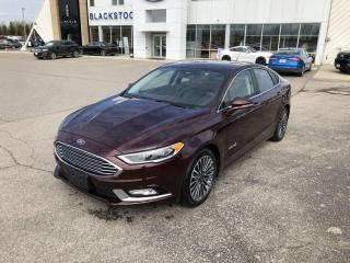 Used 2018 Ford Fusion Hybrid Titanium - Certified for sale in Orangeville, ON