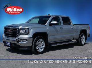Used 2017 GMC Sierra 1500 SLE 5.3L, Z71, Kodiak, Rmt Start, 20