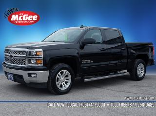Used 2015 Chevrolet Silverado 1500 1LT for sale in Peterborough, ON
