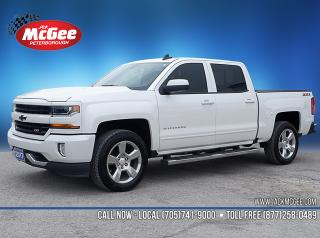 Used 2017 Chevrolet Silverado 1500 2LT for sale in Peterborough, ON