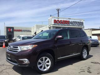 Used 2011 Toyota Highlander 4WD - 6 PASS - REVERSE CAM - BLUETOOTH for sale in Oakville, ON