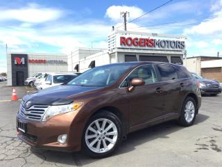 Used 2011 Toyota Venza V6 - LEATHER - PANO ROOF - REVERSE CAM for sale in Oakville, ON