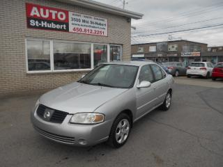 Used 2006 Nissan Sentra 1.8S for sale in St-Hubert, QC