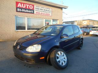 Used 2007 Volkswagen Rabbit 2.5L for sale in St-Hubert, QC
