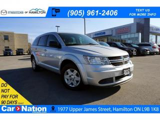 Used 2012 Dodge Journey CVP/SE Plus CVP | DUAL CLIMATE | BLUETOOTH | CRUISE CONTROL for sale in Hamilton, ON