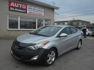 Used 2011 Hyundai Elantra GLS ** TOIT OUVRANT ** for sale in St-Hubert, QC