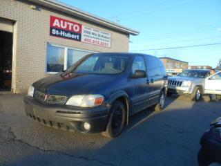 Used 2004 Pontiac Montana for sale in St-Hubert, QC