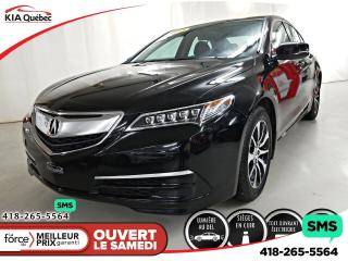 Used 2015 Acura TLX Siege Electrique for sale in Québec, QC