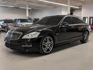Used 2012 Mercedes-Benz S-Class S 63/NIGH VIEW ASSIST/MASSAGE SEATS/REAR POWER SEATS & MORE! for sale in Toronto, ON