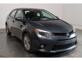 Used 2014 Toyota Corolla Le Cuir Toit Mags for sale in L'ile-perrot, QC