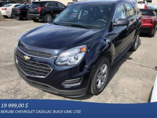 Used 2017 Chevrolet Equinox for sale in Rivière-Du-Loup, QC