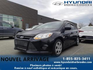 Used 2014 Ford Focus BAS KILO! S+DEMARREUR+A/C+GRP ÉLECTRIQUE for sale in Sherbrooke, QC