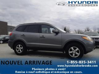 Used 2009 Hyundai Santa Fe BAS KILO! GL+V6+AWD+BANCS CHAUFF+HITCH for sale in Sherbrooke, QC