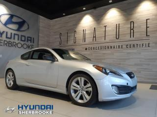 Used 2011 Hyundai Genesis BAS KILO! PREMIUM+CUIR+TOIT+DEMARREUR for sale in Sherbrooke, QC