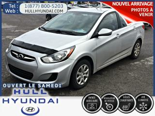 Used 2013 Hyundai Accent Gl A/c Et Sieges for sale in Gatineau, QC