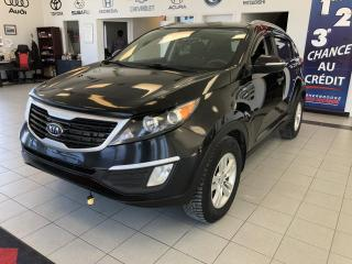 Used 2011 Kia Sportage LX / AWD / AUX / BLUETOOTH for sale in Sherbrooke, QC